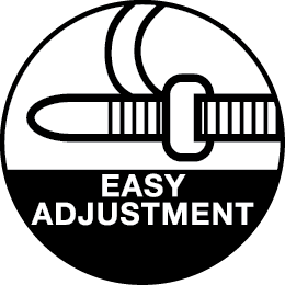 Easy Adjustment